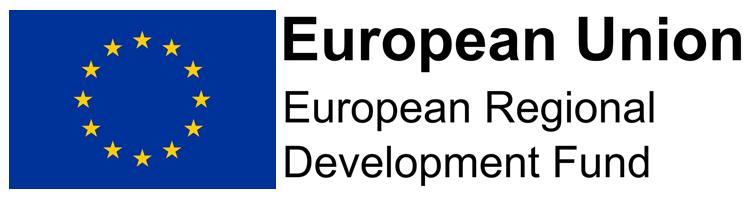 European Union investing in your future. European regional development fund 2007 to 2013