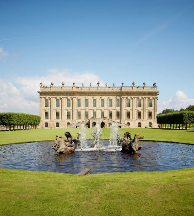 Chatsworth House Chesterfield