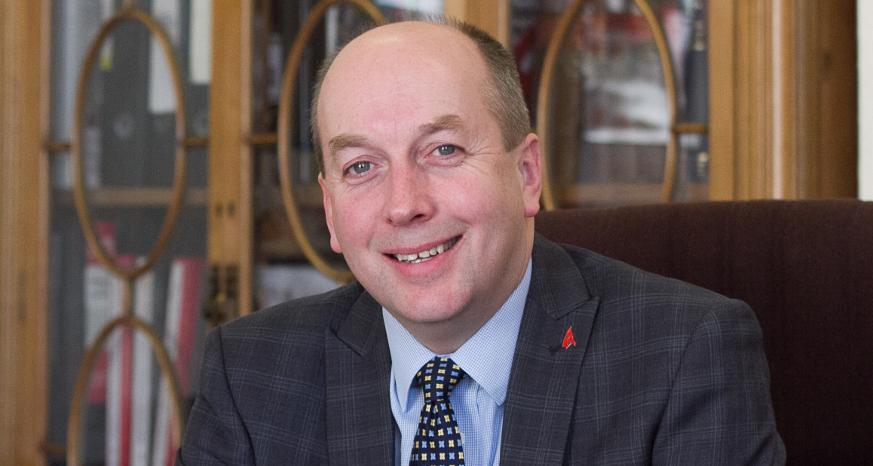 Huw Bowen - Chesterfield Borough Council