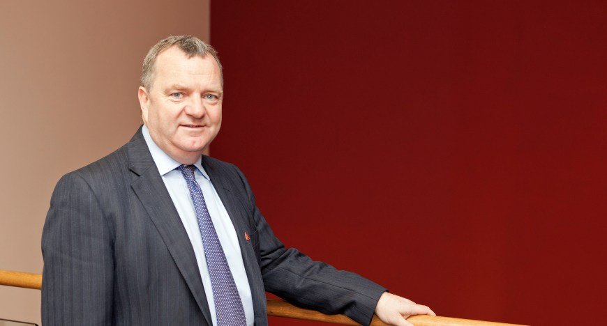 Peter Swallow, Chair of Destination Chesterfield