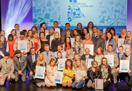 Chesterfield Retail Awards 2016
