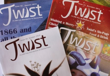 Twist Magazine Chesterfield