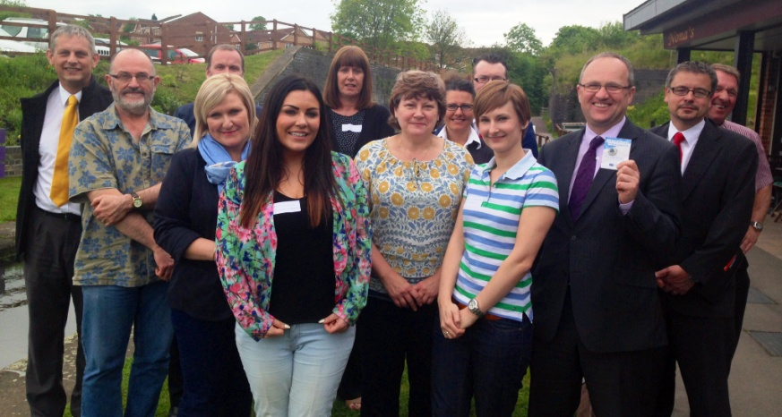 Chesterfield Ambassadors - Warm Welcome Campaign