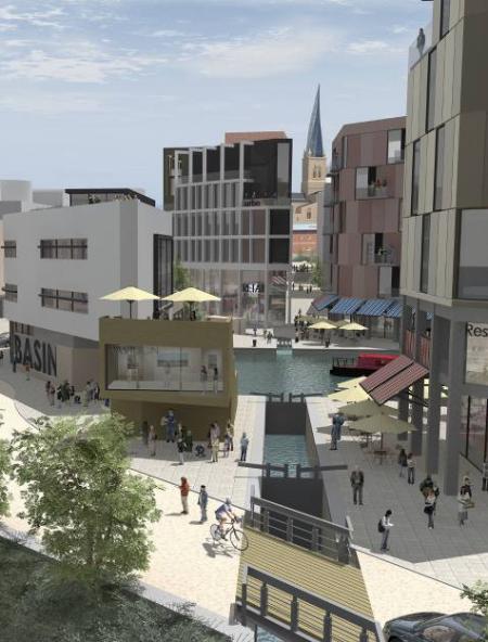 waterside - Chesterfield Developments
