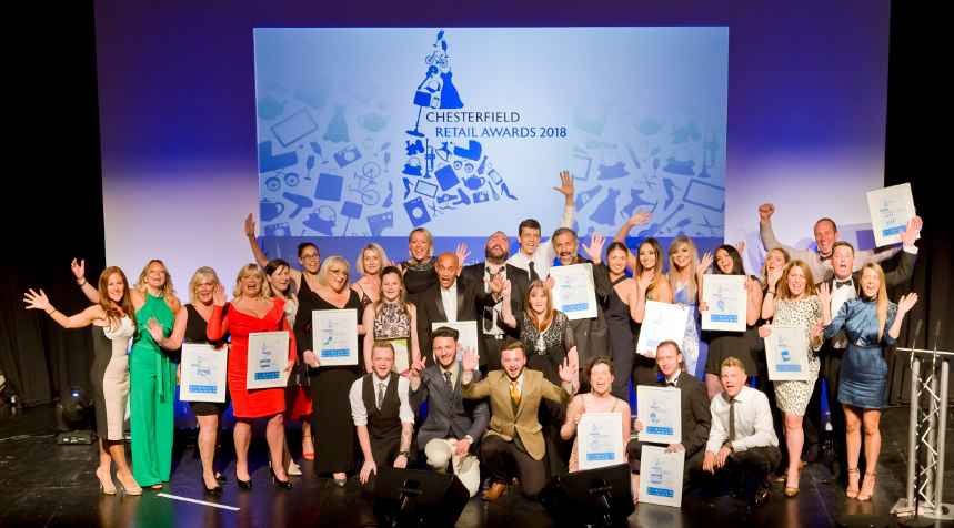 Chesterfield Retail Awards 2018 Winners