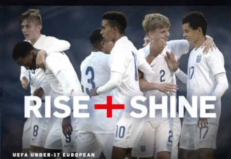 England Under 17s Prepare for Proact Visit