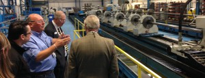 Made in Chesterfield - Tour of Techman Engineering