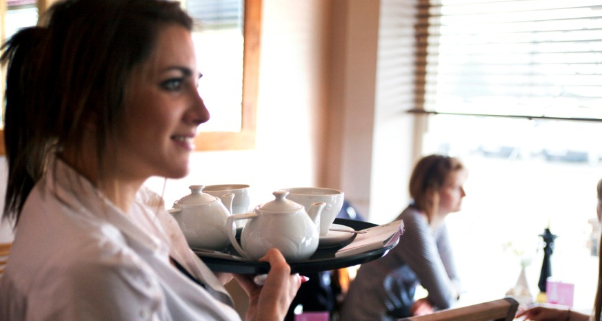 Coffee Shops and Tea Rooms in Chesterfield