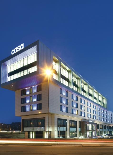 Casa Hotel Chesterfield Champion