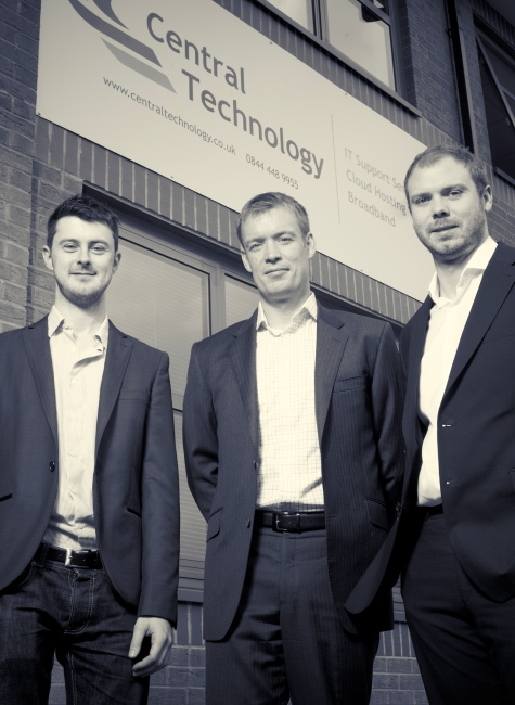 Chesterfield Champion Central Technology
