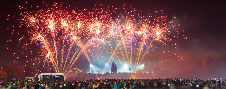 Chesterfield Fireworks Extravaganza | Destination Chesterfield