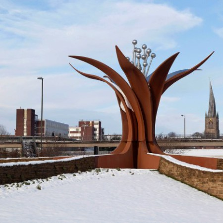 Growth - Chesterfield Gateway Enhancement Scheme