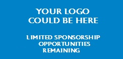 Limited sponsorship opportunities remaining