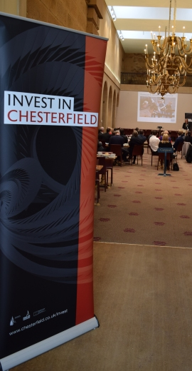 Destination Chesterfield Event