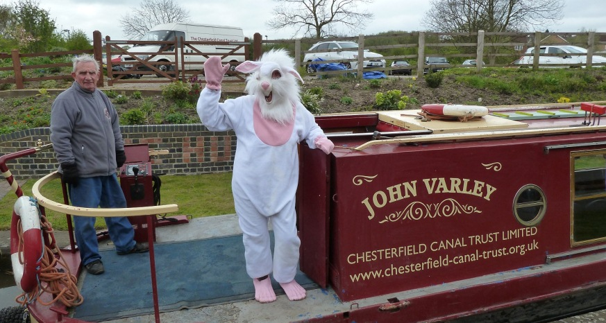 Easter Bunny Eggstravaganza Canal Cruises