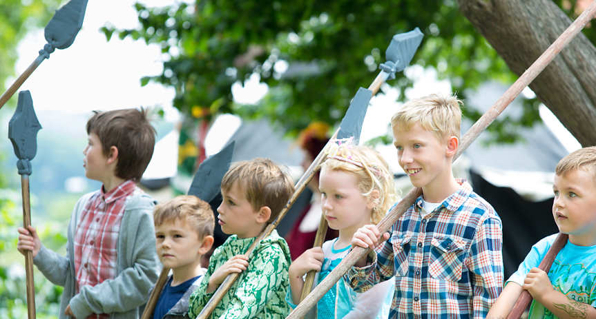 Medieval Fun Day - Living History