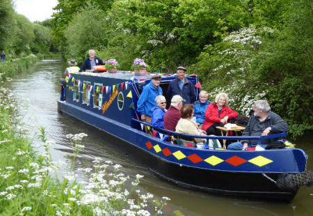 Chesterfield Canal Cruise