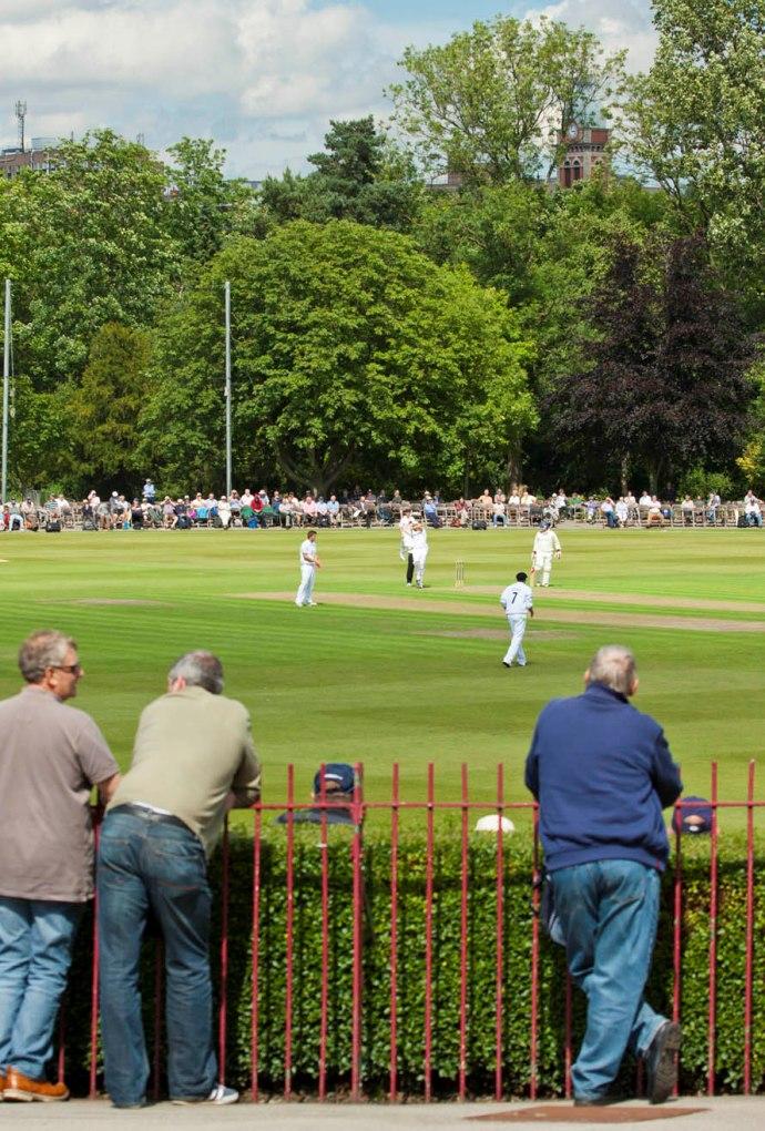 Cricket Queens Park