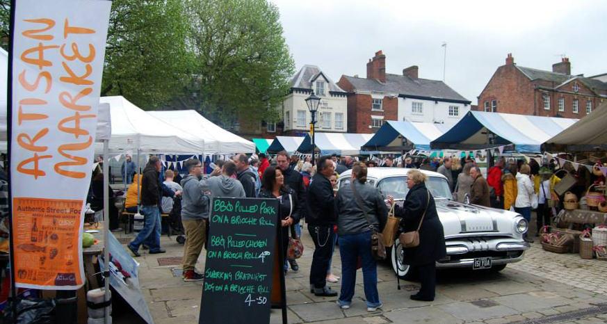 Chesterfield Artisan Market