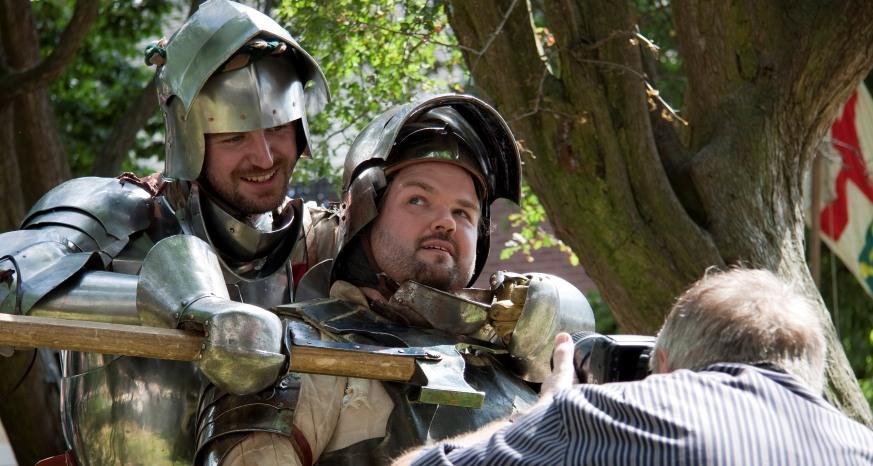 Medieval fun day