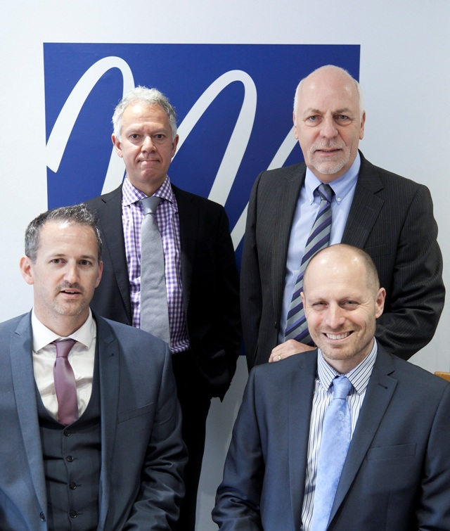 Two new partners appointed at Mitchells