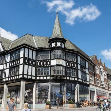 Chesterfield Elderway (Former Co-op store)