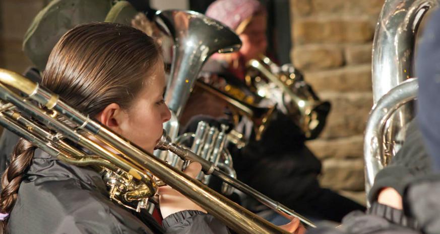 Christmas Concerts with Holymoorside Band
