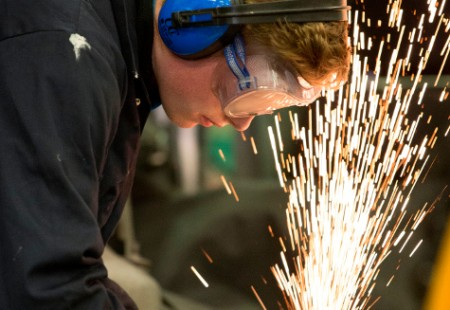 Derbyshire County Council are offering apprenticeships
