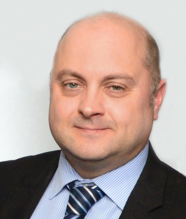 Scott Knowles, Chief Executive of East Midlands Chamber