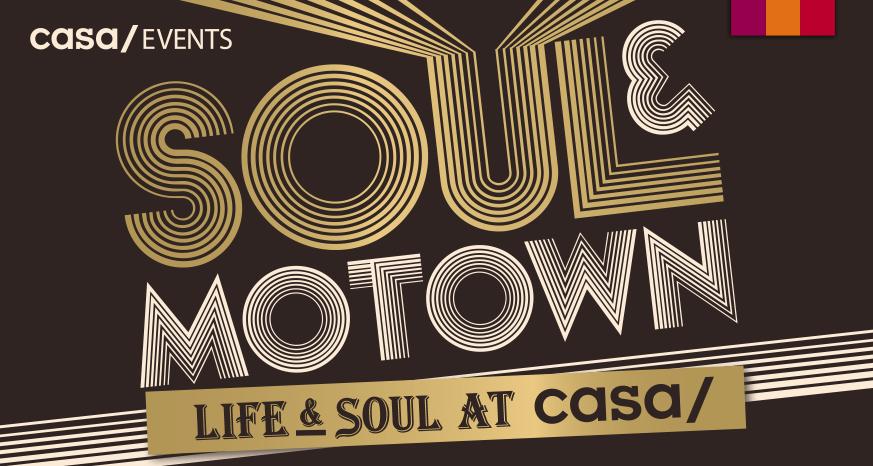 Soul Amp Motown Tribute Night Destination Chesterfield
