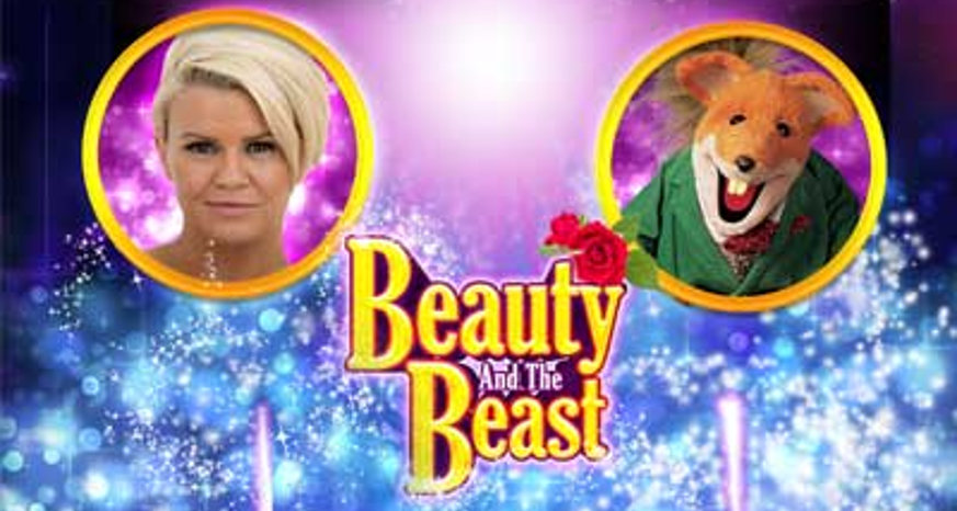 Beauty & The Beast Easter Panto Chesterfield