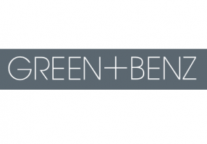 Green + Benz logo