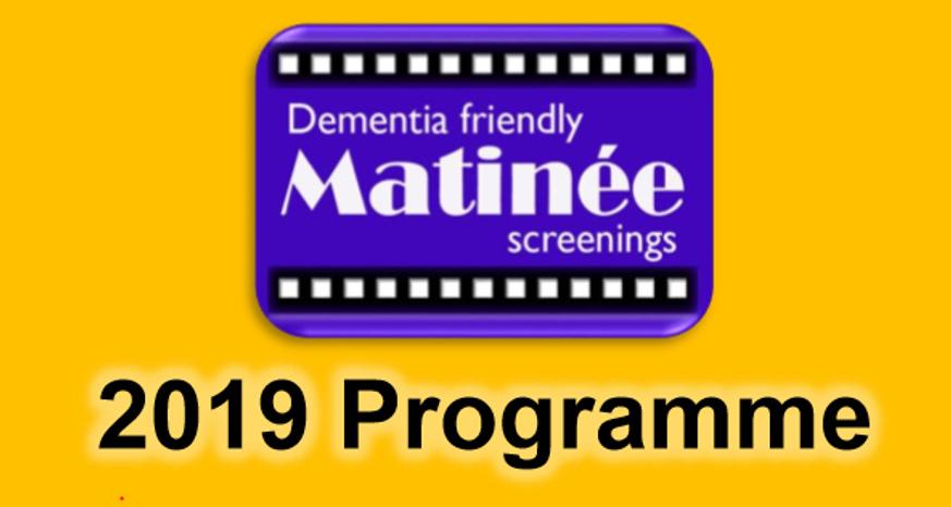 Dementia friendly screening matinee chesterfield