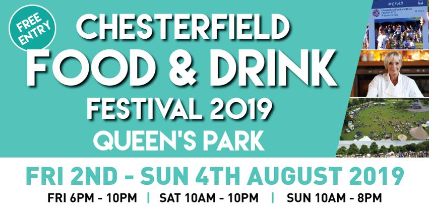 Chesterfield Food and Drink Festival 2019