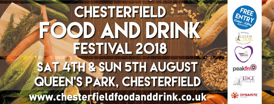 Chesterfield Food and Drink Festival 2018