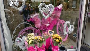 Women's Tour Bike Trail
