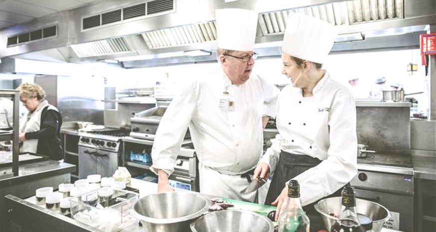food drink apprentice chesterfield