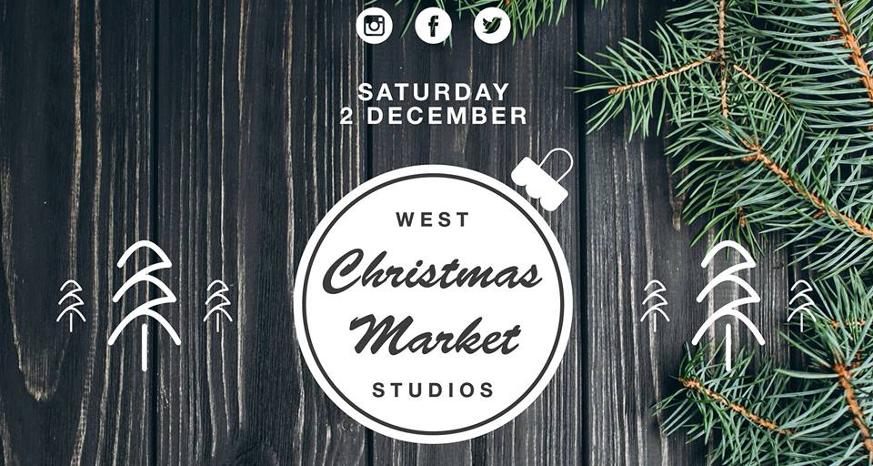 Christmas Market at West Studios