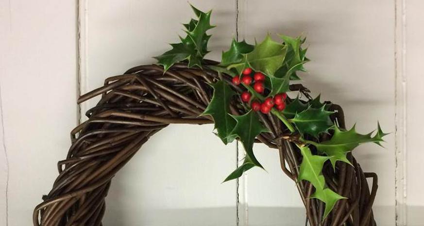 christmas willow