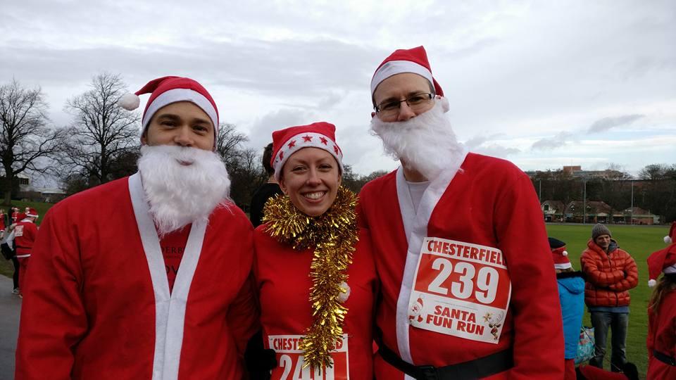 Santa Run Chesterfield