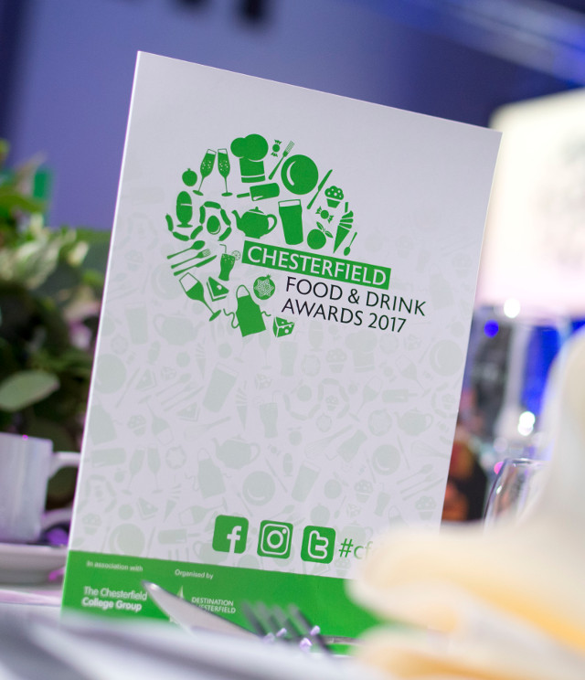 Chesterfield Food and Drink Awards 2017