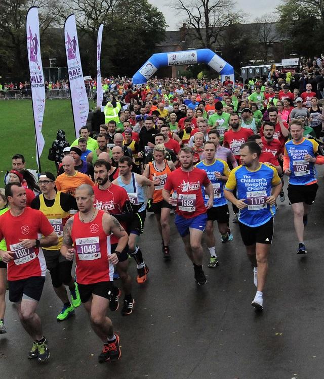 Peak FM Five Mile Run