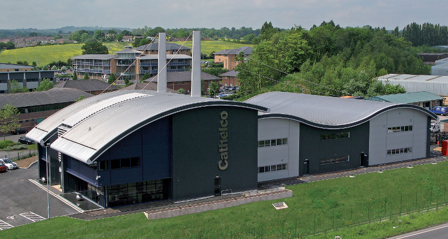 Chesterfield based manufacturer