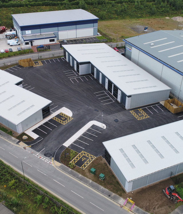 Following the successful start in securing the sale of units on Wilson Business Park, Priority Space continue to Invest in Chesterfield by submitted proposals for the construction of a 15,000 sq.ft. building on Greaves Close.