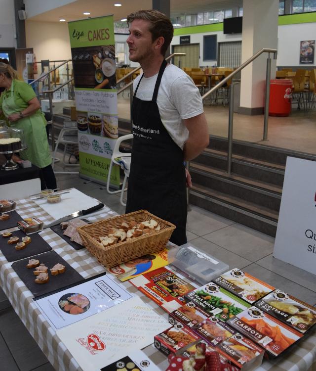 chesterfield food producer granny marys