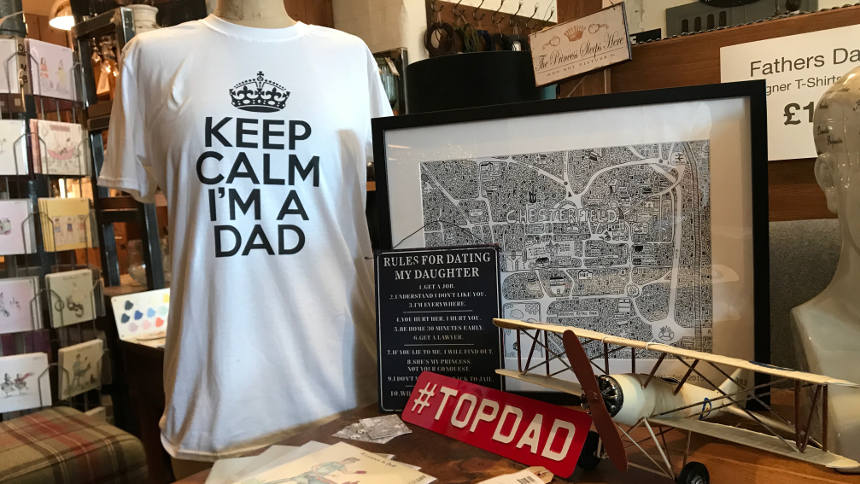 d8c56a28d Father's Day in Chesterfield | Destination Chesterfield