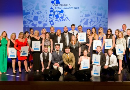Chesterfield Retail Awards Winner 2018