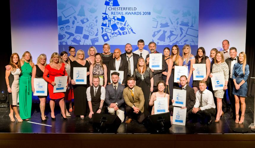 Chesterfield Retail Awards Winner 2018