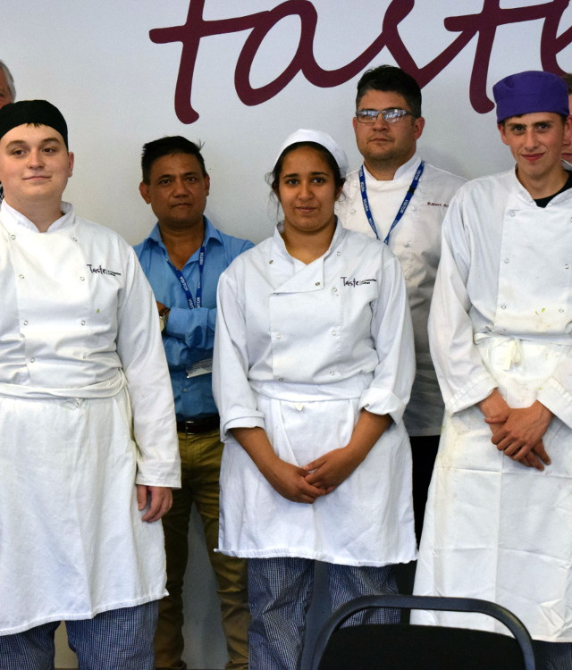 Chesterfields Young Chef