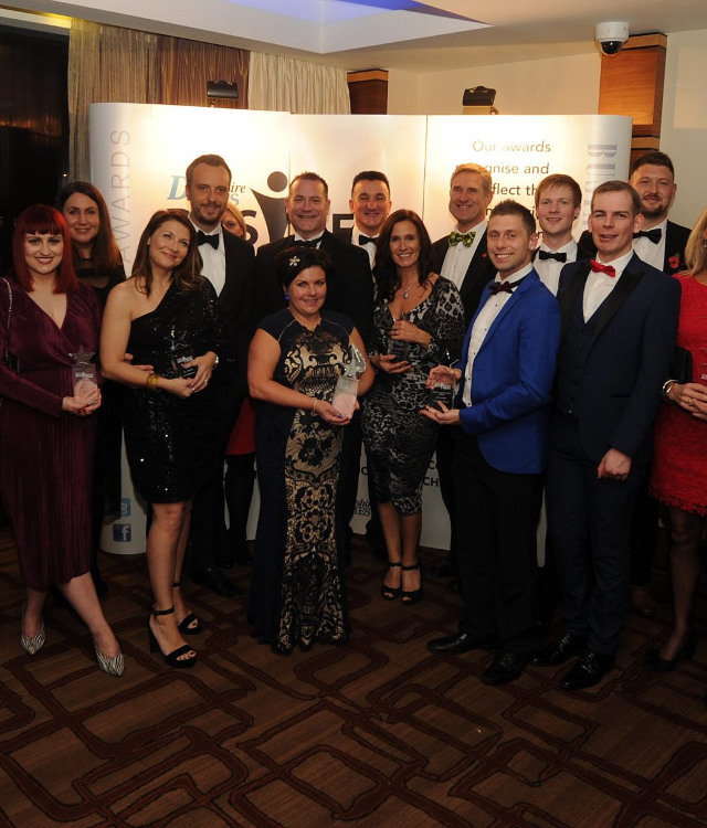 2018 Derbyshire Times Business Awards